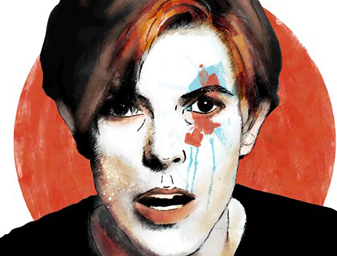 Bowie Tribute  – illustration