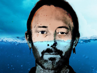 Thom Yorke – illustration